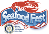 2013 seafood fest logo